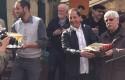 Les 30 ans de Cédric fêtés en présence de Raoul Cauvin et Tony Laudec