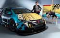 Honda Art Car Jean Graton