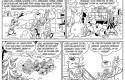 Des histoires courtes des Tuniques Bleues : extrait de l'histoire par Goulet et Sti