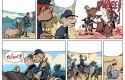 Des histoires courtes des Tuniques Bleues : extrait de l'histoire par Munuera