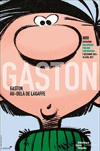 Gaston : au-delà de la gaffe, exposition