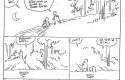 Mélusine, tome 24 : scénario découpé dessiné par Clarke