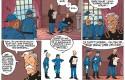 Des histoires courtes des Tuniques Bleues : extrait de l'histoire par Clarke