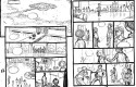 Harmony, tome 2 : storyboard pages 12 et 13
