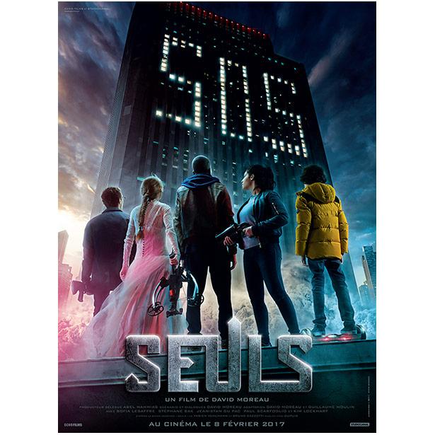 SEULS, le film : l'affiche