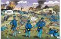 Les Tuniques Bleues, tome 60 : la première case terminée