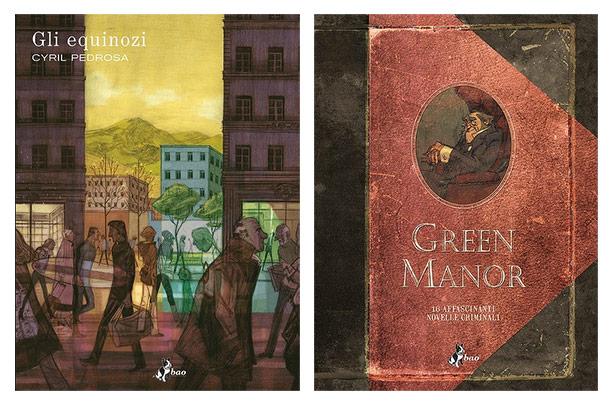 Les Équinoxes et Green Manor récompensés au Festival Lucca 2016