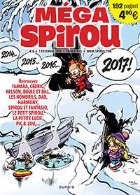 Méga Spirou n°8