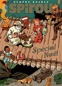 Journal Spirou spécial Noël
