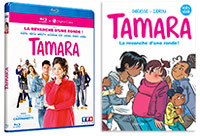 Le DVD/Blu-Ray sort le 28 février / Tamara, la BD du film