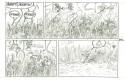 Marsupilami, tome 30 : les nouveaux marsupilamis des savanes (crayonné)