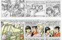 Yoko Tsuno, tome 28 : crayonné et indications de couleurs