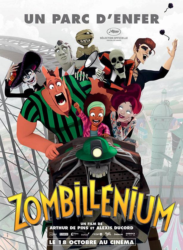 Zombillénium, le film