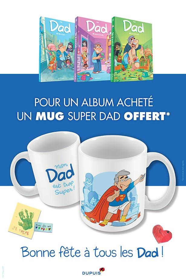 Offre promotionelle spéciale fête des pères