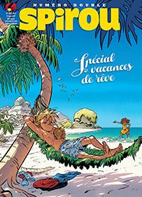 Le Journal Spirou Numéro spécial vacances de rêves