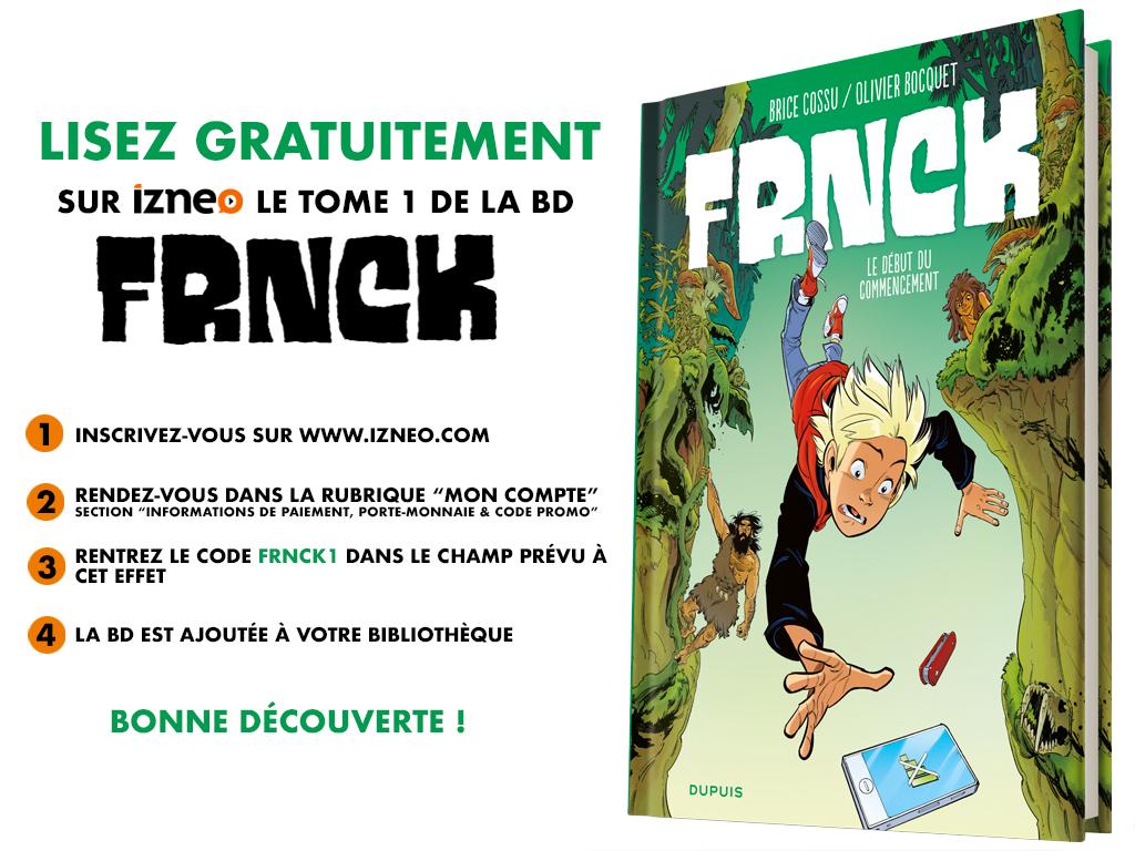 FRNCK, tome 1 - offre découverte