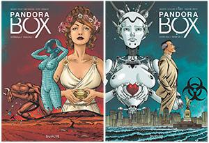 Le coffret intégrale Pandora Box